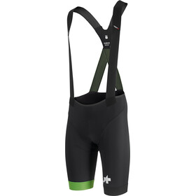 assos Equipe RS S9 Bib Shorts Herren data green